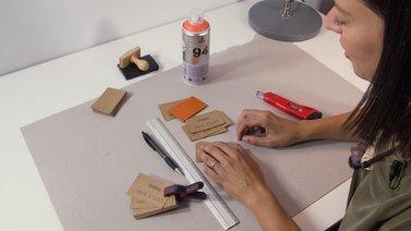 Identidad visual handmade. Un curso de Diseño y Craft de Tatabi  Studio sl