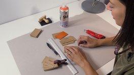 Identidad visual handmade. Un curso de Craft y Diseño de Tatabi Studio