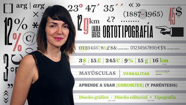 Ortotipografía para diseñadores. Un curso de Diseño, Caligrafía y Tipografía de Raquel Marín Álvarez