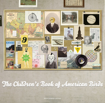 The Children's Book of American Birds. Un proyecto de  de Javier Arce - 08-07-2009