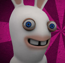 Rayman Raving Rabbids. A project by David López Garrido. - 08.26.2009