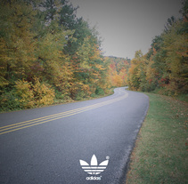 Adidas Road. Un proyecto de Publicidad de Nacho Lozano Beltrán - 31-08-2009