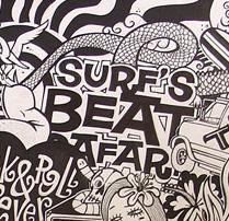 Surf 'up. Un proyecto de Ilustración de Raúl Gómez estudio - Miércoles, 02 de septiembre de 2009 20:36:47 +0200
