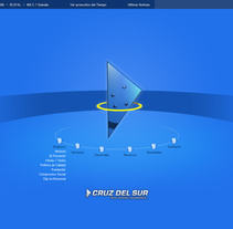 Cruz del Sur. A Design, Software Development, and Advertising project by Matias Bejas - Sep 04 2009 10:41 AM