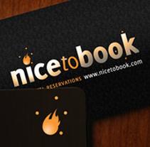 Identidad Nicetobook. A Design project by Se ha ido ya mamá  - Sep 07 2009 01:08 PM