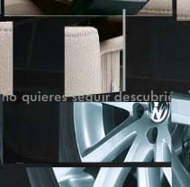 Volkswagen Passat. A Software Development, UI / UX, 3D, and Advertising project by Ricardo Sánchez Sotres - Sep 11 2009 12:24 PM