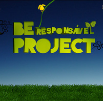 Be Responsável. A Design, Software Development, and UI / UX project by Priscila Clementti - 09.22.2009