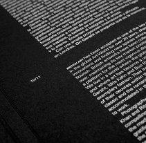 Orden desde el Caos / Order from Chaos. Un proyecto de  de Juanjo Justicia Peláez  - Miércoles, 07 de octubre de 2009 00:27:53 +0200
