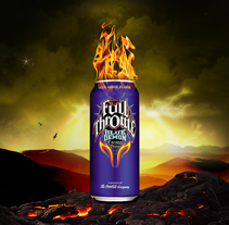 Full Throttle. A Design, Illustration, and Advertising project by Emilio  Fos Segovia - 24-11-2009