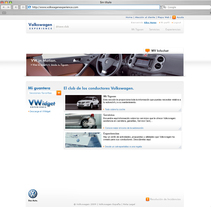 CRM Volkswagen 2009. A Design, UI / UX, and Advertising project by Pablo Mateo Lobo - Nov 22 2009 11:50 PM