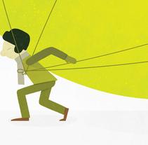 La Pera. Un proyecto de Ilustración de Javier Arce - Lunes, 07 de diciembre de 2009 18:58:43 +0100