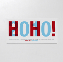 Ho Ho Ho!. A Design project by Fernando José Pérez - 30-12-2009