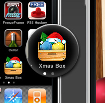 XmasBox. A Design, Illustration, and UI / UX project by David Lillo - Jan 22 2010 12:05 AM
