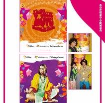 The New LOVE Revolution. Un proyecto de Diseño, Ilustración y Publicidad de Mariano de la Torre Mateo         - 21.01.2010
