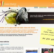 Calas Madrid. Un proyecto de Diseño y Desarrollo de software de Miguel Ángel Dávila Carrasco - Sábado, 23 de enero de 2010 16:15:15 +0100