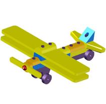 Avioneta. Un proyecto de 3D de bella         - 24.01.2010