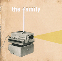 FAMILY. A Illustration project by ANA  HIMES - Feb 17 2010 01:35 PM