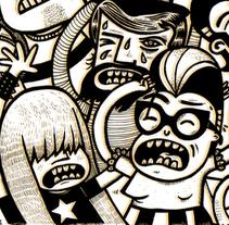 Caos. A Design&Illustration project by Rebombo estudio         - 19.02.2010