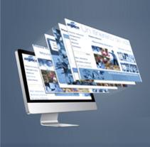 Aspace Navarra - website. Um projeto de Design, Ilustração e Desenvolvimento de software de Fran Fernández         - 23.02.2010