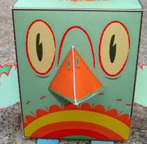 Ninos de papel para el 79. Un proyecto de Diseño e Ilustración de Rosita          - 24.02.2010