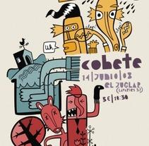 Cohete. Un proyecto de Ilustración de Diego Cano - Lunes, 01 de marzo de 2010 20:35:13 +0100
