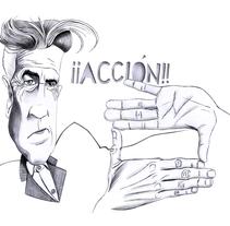 ¡Acción!. Un proyecto de Ilustración de Eduardo Barcia - Martes, 02 de marzo de 2010 20:44:20 +0100