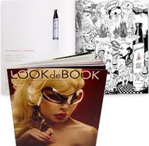 Stolichnaya ELIT - LOOKdeBOOK nº 1. Un proyecto de Diseño, Ilustración y Publicidad de Rafael Bertone         - 08.03.2010