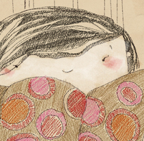 Bufandas. A Illustration project by Isabel Cabello Studio - Mar 08 2010 02:46 PM