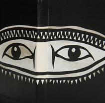 EGIPTO MOLESKINE. Un proyecto de Diseño, Ilustración y Fotografía de Rafael Bertone - 11-03-2010