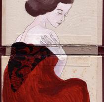 Ilustraciones para Hipermercart Vinçon. Um projeto de Ilustração de zulema galeano         - 07.04.2010