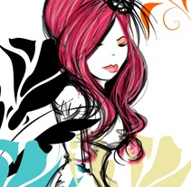 NEXXXA'S. Un proyecto de Ilustración de Nexxxa Fernandez - Miércoles, 07 de abril de 2010 20:17:48 +0200