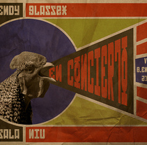 Poster at Rodchenko style for a Wendy GlasSex Concert.. A Design, and Advertising project by bel bosCk i bagué - Apr 19 2010 01:09 PM