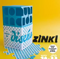 ZiNK!project. A Design, Illustration, Advertising, Photograph, and 3D project by Kata Zapata - 28-04-2010