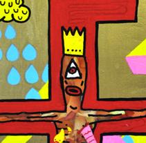 Monkey Garden. Um projeto de Ilustração de 100%         - 06.05.2010