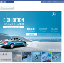 Mercedes E Cabrio. A Design, Advertising, Software Development, Photograph, UI / UX&IT project by sanjuro - 13-05-2010
