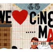we love cinema. Un proyecto de Ilustración de Mr. Zé  - Martes, 01 de junio de 2010 13:21:40 +0200