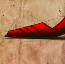 LeScarpe. A Design, Motion Graphics, Illustration, Film, Video, TV, 3D, Photograph, Music, Audio, and Advertising project by Elvis Zambrano Sánchez - Jun 13 2010 03:58 PM