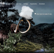 Bavaria Water. A Design, UI / UX, and Advertising project by Abraham Gonzalez - Jun 26 2010 09:25 AM