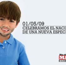 Día del Macho Bricoibérico. A Design, and Advertising project by Carlos Ruano - Jun 28 2010 09:42 PM