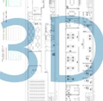 Diseny 3D Industrial i interiors. A Design, Installations, and 3D project by un mundo de ideas         - 12.07.2010