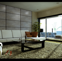 3D Interior. A Design, and 3D project by Michael Alex  Balarin         - 18.08.2010