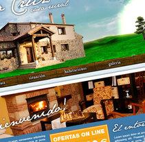 Vera Cruz web. Un proyecto de Diseño de kid_A - 07-09-2010