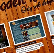 Wooden House. Un proyecto de Diseño de kid_A - Martes, 21 de septiembre de 2010 12:13:46 +0200