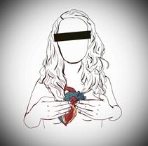 Todo corazón. A Illustration project by Cristina S. - 28-09-2010