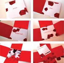 Dirección de arte campaña. Um projeto de Design de Núria Montoriol - 20-10-2010