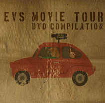 evs movie tour. A Design, Illustration, Advertising, Film, Video, and TV project by raquel valenzuela         - 03.11.2010