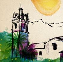 Orxeta, en el corazón del valle. Un proyecto de Diseño, Ilustración y Motion Graphics de enZETA - 16-11-2010
