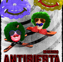 Antisiesta 2008. A Design, Illustration, and Photograph project by Marc Perelló         - 18.11.2010