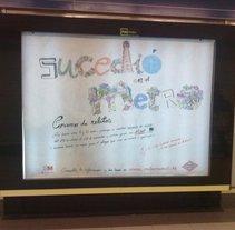 concurso relatos. Un proyecto de Ilustración y Publicidad de marta méndez alvarez - Jueves, 25 de noviembre de 2010 11:19:41 +0100
