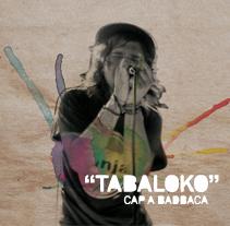 """Cap a Badbaca"" Tabaloko. A Design project by violeta nogueras         - 02.12.2010"